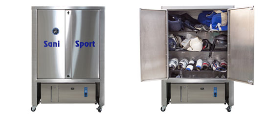 sports ozone machine